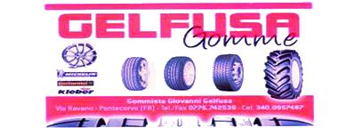 Gelfusa Giovanni Pneumatici Frosinone