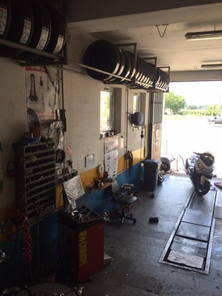 officina gomme