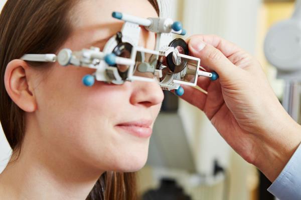Misurazione della vista Siena