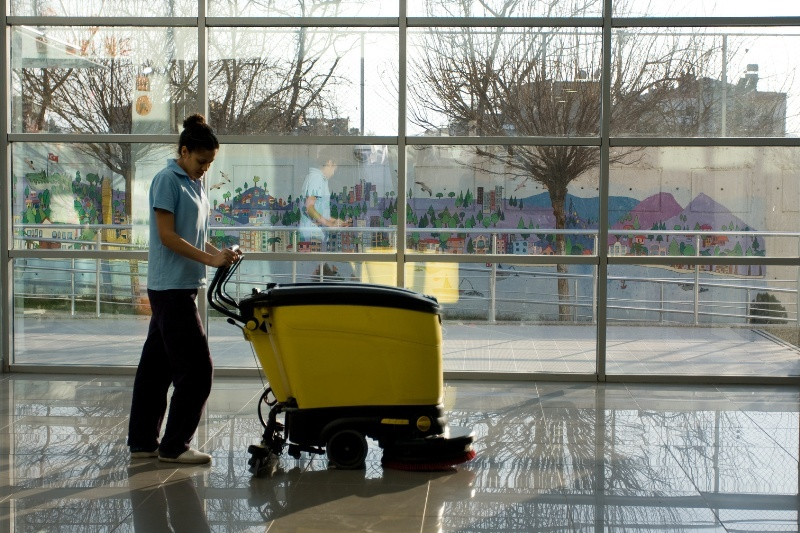 impresa di pulizia civile ed industriale
