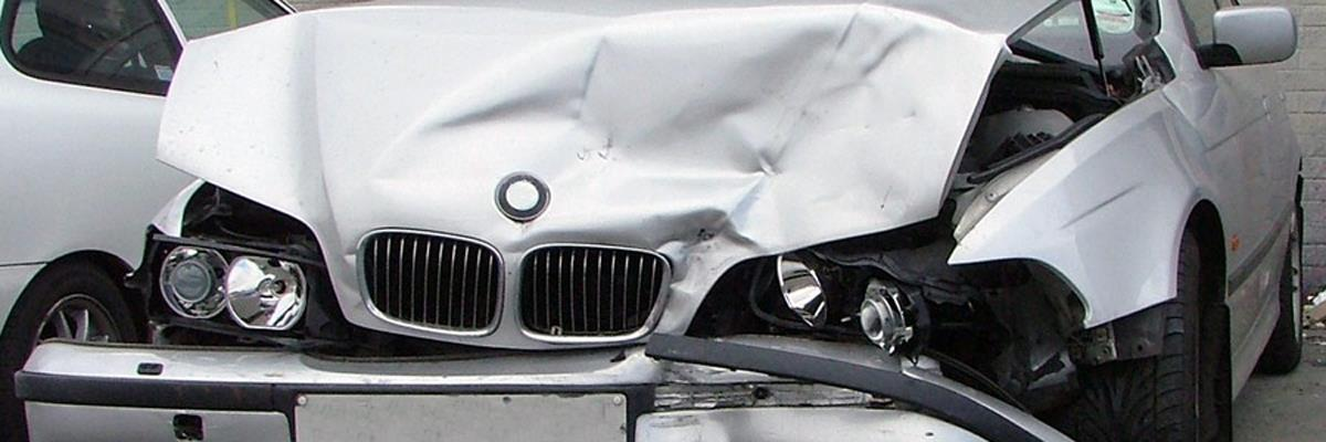 macchina rotta