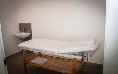 lettino per fisioterapia