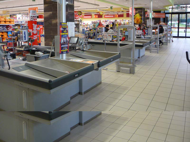 supermercato con orario continuato Perugia