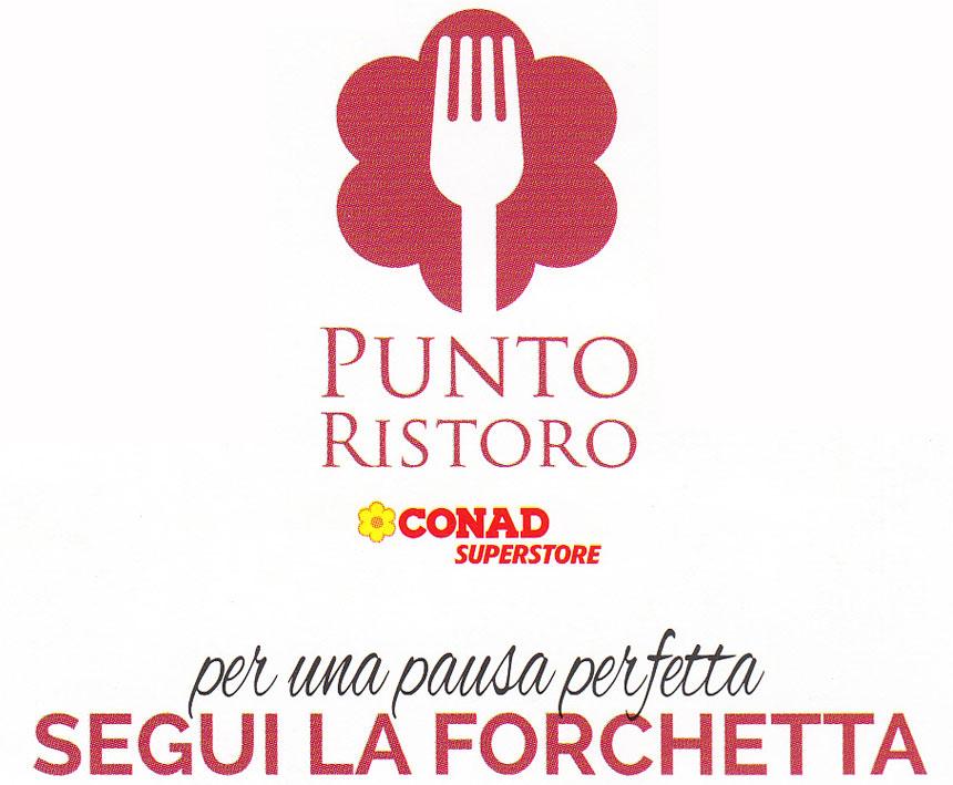 punto ristoro Conad Perugia