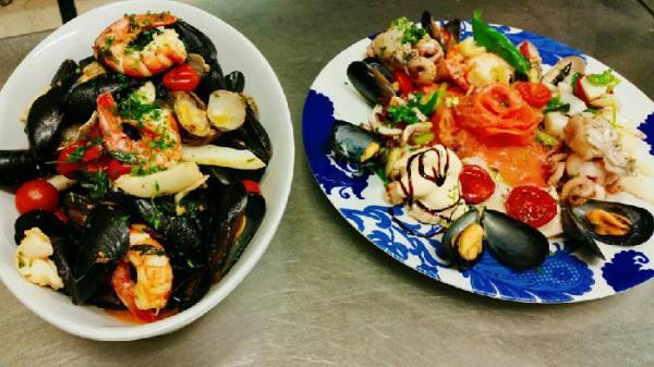 ristorante pesce fresco Brescia