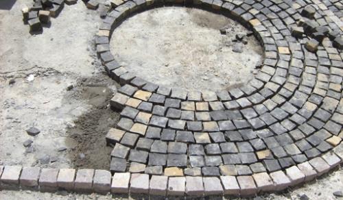 posa porfido | Posa pavimentazioni in pietra naturale per esterno | Brugnera | Pordenone