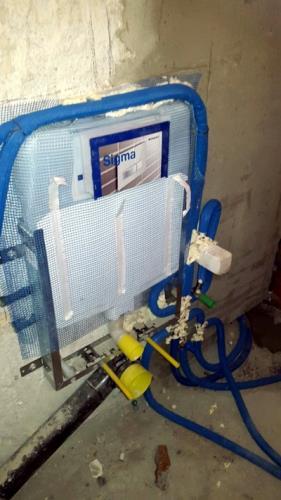 vasca Idro-sanitaria WC