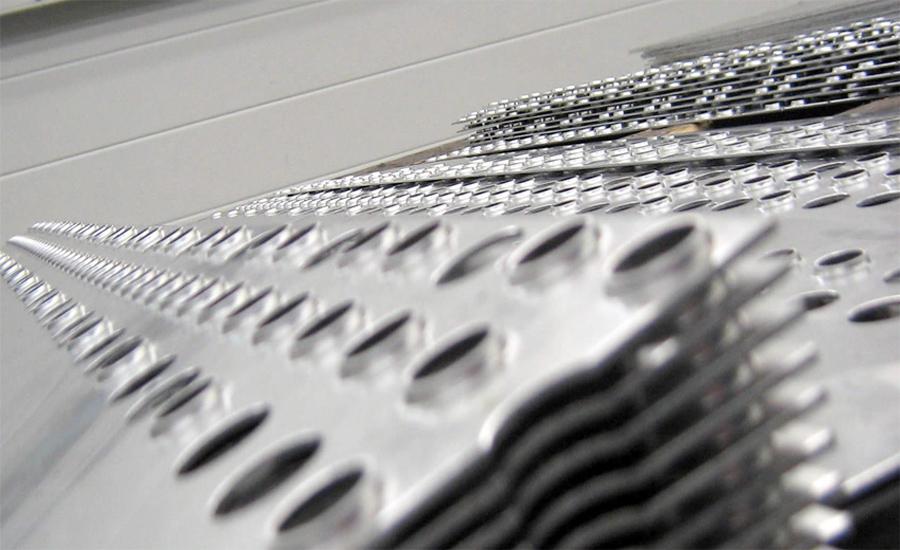 semilavorato in acciaio