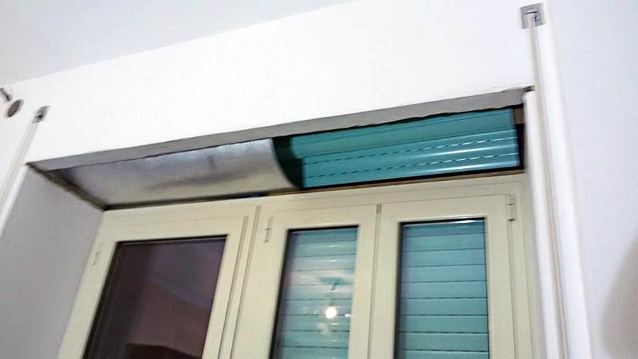 Tapparelle avvolgibili in acciaio alluminioPVC