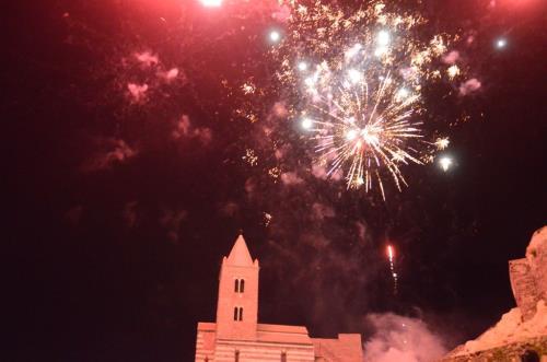 spettacoli pirotecnici per feste paesane la Spezia
