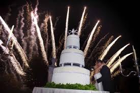 fuochi d'artificio per matrimoni La Spezia