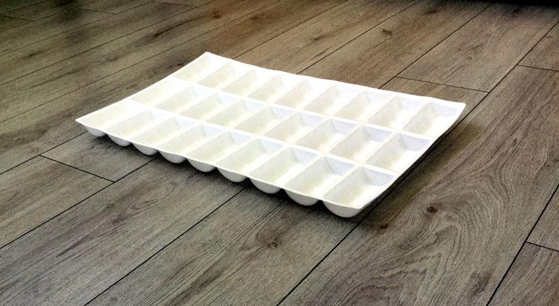confezioni per l'imballo di alimenti