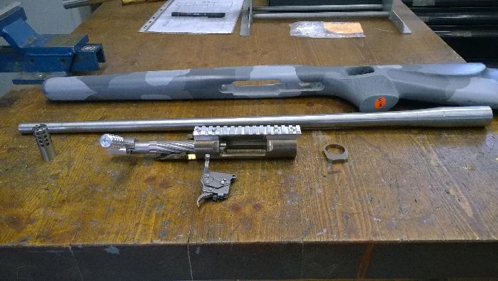 riparazione carabine da tiro Brescia