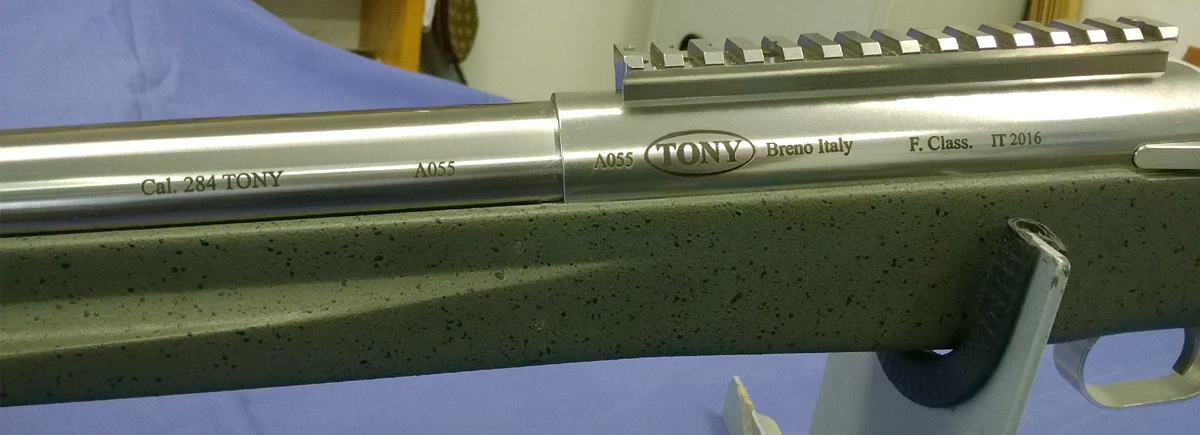 fucili personalizzati Brescia