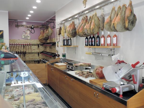 vendita prodotti tipici umbri Assisi Perugia