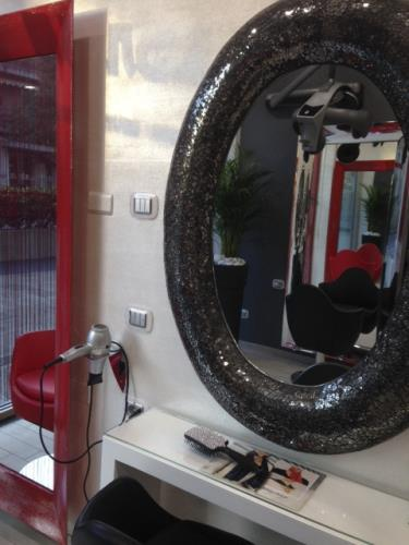 Specchio parrucchiere