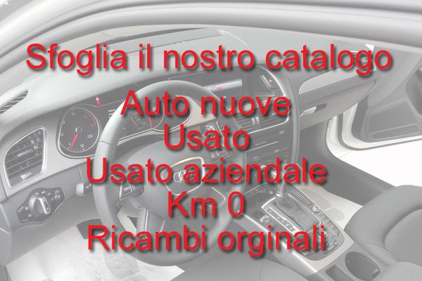 catalogo vendita auto