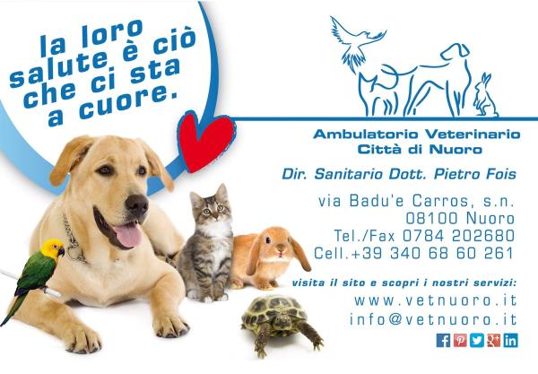 ambulatorio veterinario Nuoro