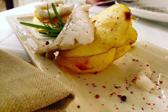 specialità di pesce ristorante al focolare ariccia