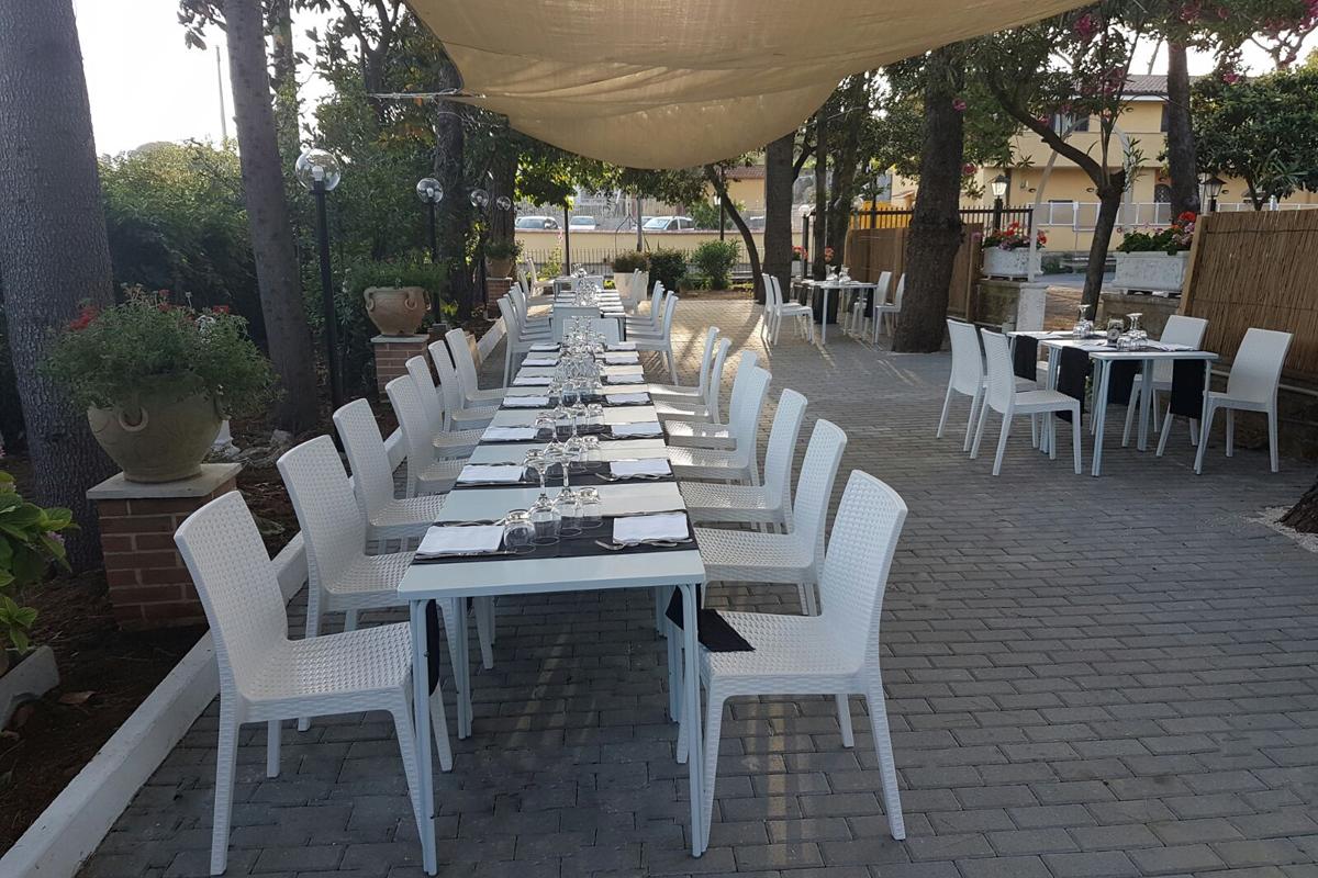 ristorante per eventi al focolare ariccia