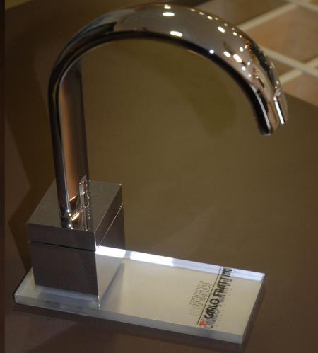 rubinetto per il bagno