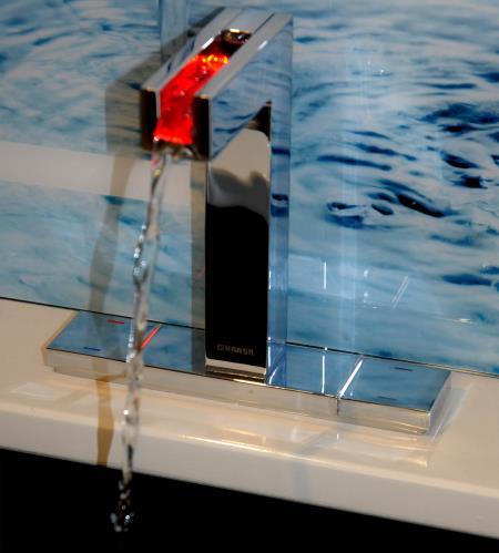 rubinetto moderno