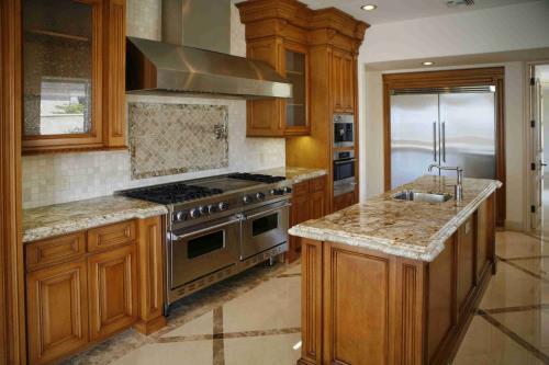 top cucina marmo Treviso