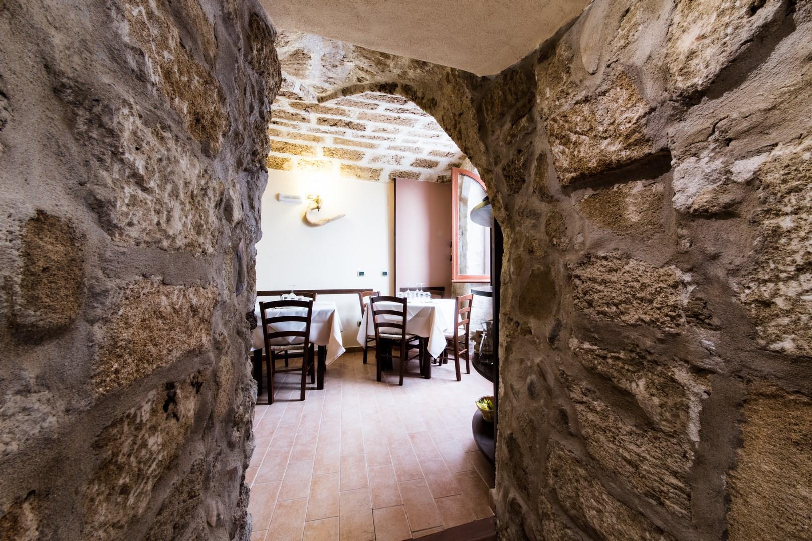 Ristorante Gioberti nel centro storico di Alghero