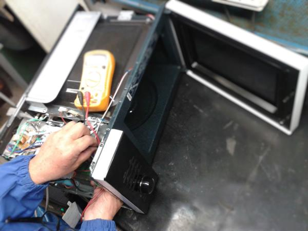 Riparazione grandi elettrodomestici
