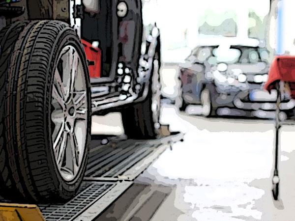 servizi assistenza pneumatici non solo gomme ostia