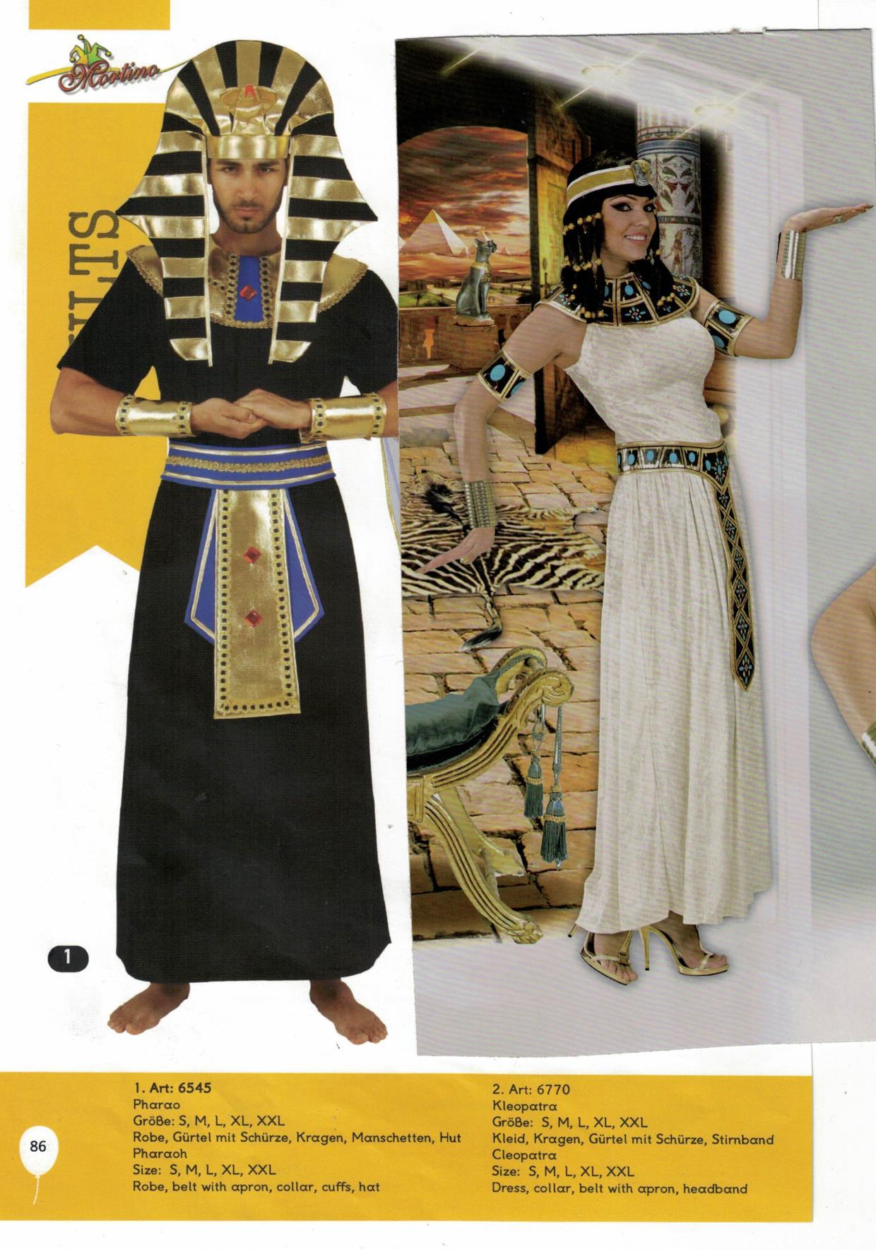 Noleggio vestiti da Egiziani Adulti UD | Noleggio vestiti da Egiziani Adulti PN | Noleggio vestiti da Egiziani Adulti San Vito al Tagliamento