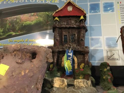 castello acquario