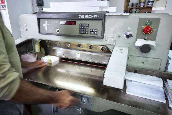 tipografia stampa digitale Sassari