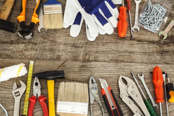 articoli per il fai da te e il giardinaggio