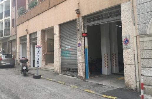 Autolavaggio Bubbles Trieste