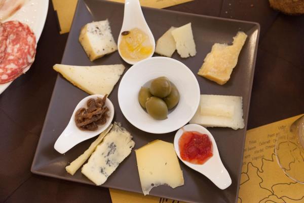 formaggi e insaccati