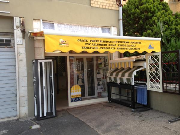 Infissi e tende da sole Ostia - Acilia