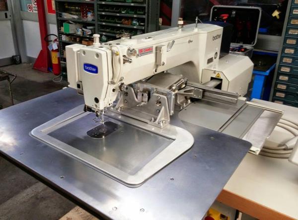Vendita noleggio macchine da cucire industriali