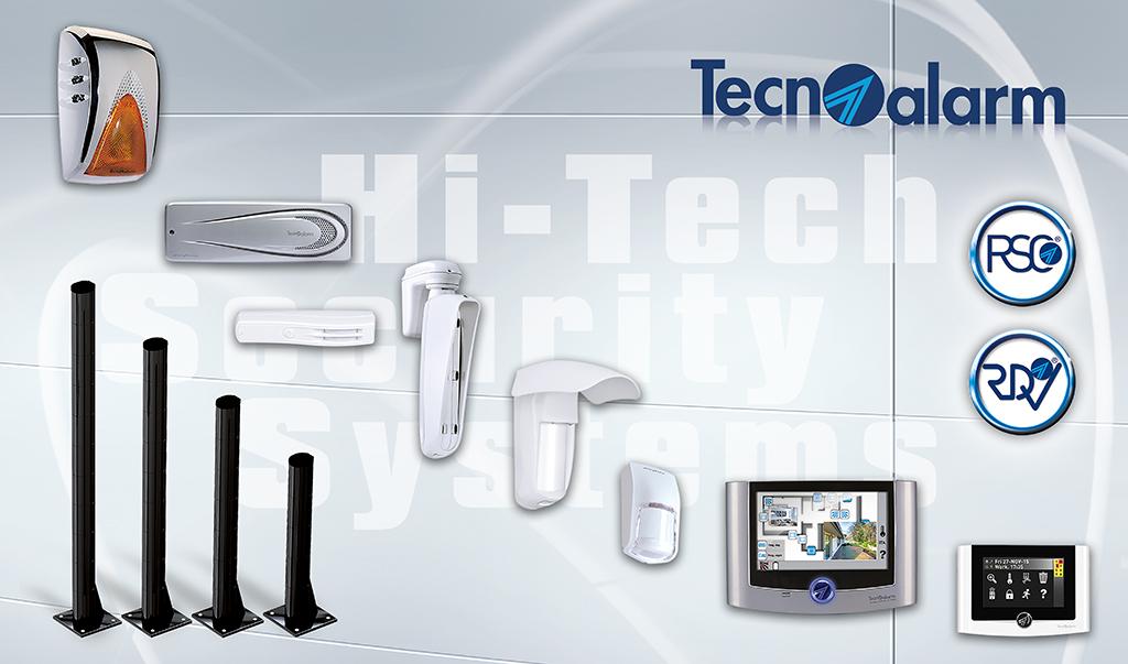 impianti di sicurezza tecnoalarm acilia