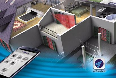Impianti antifurto ape tekne Acilia