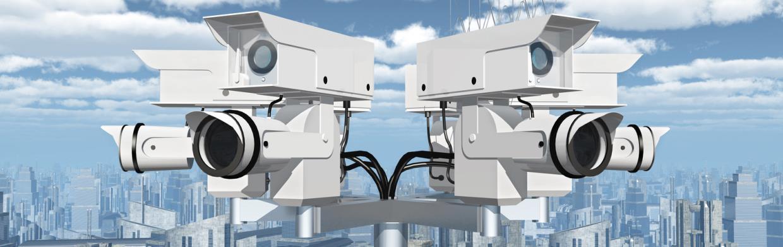 Installazione telecamere di sorveglianza ape tekne acilia