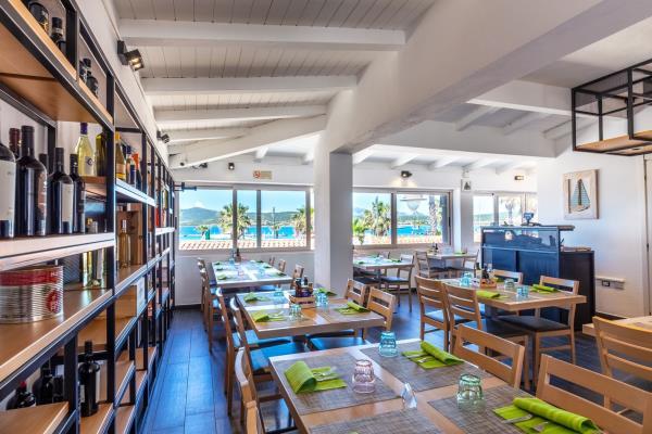 Ristorante Pizzeria Belvedere a Golfo Aranci