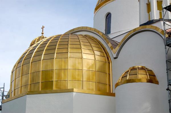 Copertura tetti in metallo