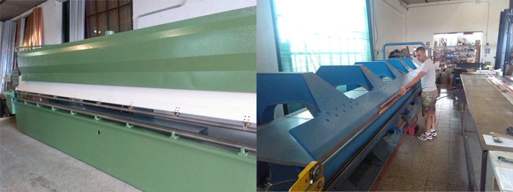 produzione lattoneria umbra