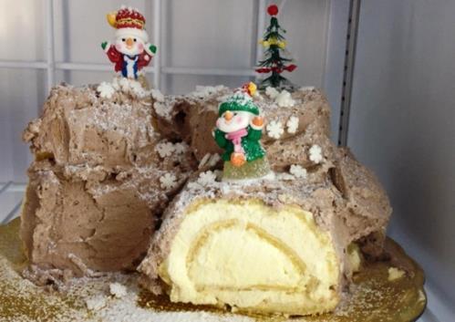 tronchetto gelato festività | gelateria artigianale | Mortegliano | Udine