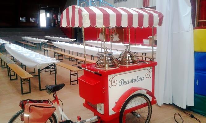 noleggio carretto gelato per eventi e cerimonie | Gelato artigianale | Mortegliano | Udine