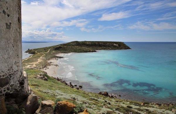 spiaggia di Samugheo