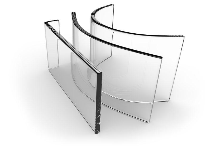 lavorazione vetro su misura Perugia