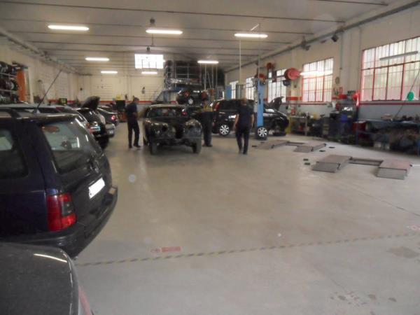 carrozzeria verniciatura auto Brescia