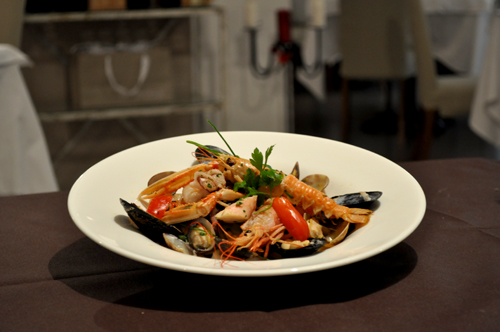 menu ristorante Brescia